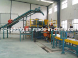 Tyre Tread Extruder / Cooling Production Line D. 150 / D. 200