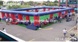 Inflatable Football, Soccer Field (PP-073)