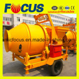 Top Quality Jzc350 Self-Loading Rotary Drum Concrete Mixer