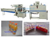 Automatic Bottles Heat Shrink Flow Packing Machine