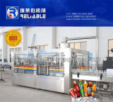 Automatic Bottled Carbonated Beverage Filling Machine