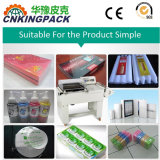 Semi-Automatic Bottle Carton Box Shrink Wrapping Packing Machine