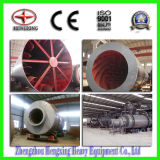 D0.8*10 Rotary Dryer with High Quality and Large Capacity