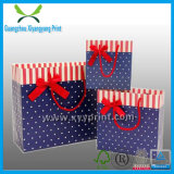 Manufacture Professional Customized Paper Gift Bag Wholesale