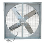 New Model Double Sides Net Poultry Fan