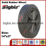 """14"""" Solid Concrete Mixer Recycled Rubber Tire Tiles"""