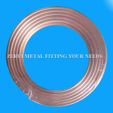 Double Layer Pancake Coil Copper Tube for Air Conditioner