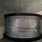 Well Coated Steel Wire Rope 7X19