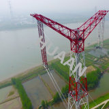 Long Span Power Transmission Steel Iron Towers