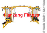 Fitness Equipment, Gym Machine, 8 Stack Multi Station- PT-833