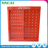 Folded Paper Floor Exhibition Stand Wholesale Display Rack