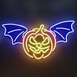 Hot Selling Festival Neon Sign LED Neon Light Pumpkin for Halloween