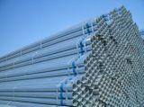 Gi Coating 1-12m Black Seamless Round Steel Tube