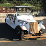 Best Price 8 Seater Sightseeing Car Electric Vehicle