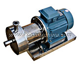 High Shear Mixer High Shear Emulsifier/Homogenizer Machine