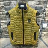 Dirty Dye Fashion Clothing Men Vest with High Quality