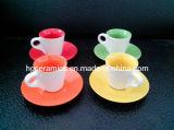 Espresso Cups&Saucers
