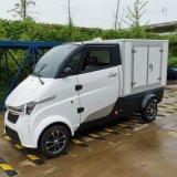 Europe Style 4 Wheel 4kw Electric Transporttation Vehicle with EEC