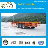 40 Feet 3 Axle Flatbed Trailer