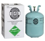 Environmental Protection Refrigerant Hfc-134A Freon