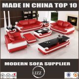 Miami Sofa Furniture Home Sofa with Italian Leather