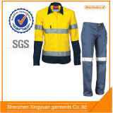 Star Sg High Visibility Reflective Twill Work Shirt and Pant