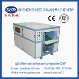 Machine for Cut The Quilted Fabric Waste to Regular Piece