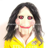 Halloween Cosplay Mask Saw Mask Chainsaw Killer Resin Mask