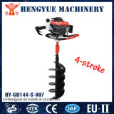 Hand Operated Auger Earth for Digging Holes