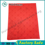 Embossing PP Non Woven Handle Bag