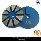 3 Inch 80mm 10 Segment Terrco Concrete Grinding Diamond