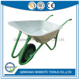 Top Selling Hyperbolic Handlebar Products Construction Wheelbarrow (WB5258)