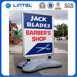 A1 Pavement Signs Water Fillable a Board (LT-10G)