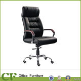 Ergonomic Swivel Office Leather Executive Chair with Headrest