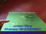 Shinning Green PVC Face Coated MDF Board,