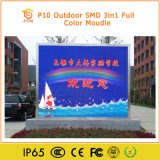 Full Color Cheap P10 Outdoor SMD LED Display Panel (P10)