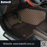 Car Assessories PU Leather Car Floor Mats for Wholesale