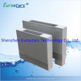 Super Quiet Ultrathin Vertical Exposed Mounted Fan Coil