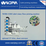 High Speed Label Flexo Printing Machine (WJRB320)