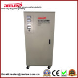 60kVA Three Phase Full Automatic Compensated Voltage Regulator with Ce RoHS Certificates