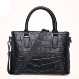 China Supplier Online Ladys Handbag, Elegant PU Leather Handbag (ZX10286)