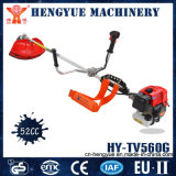 2015 Hot Sale Professional 2 Stroke Backpack Gasoline Brush Cutter