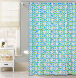 Starfish Disign PEVA Waterproof Mildew Proof Shower Curtain for Bathroom
