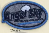 Design Patch for Clothing/Garment/Shoes/Bag/Case (JM016)