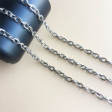 Factory Direct Sell Bag Accessories Silver Strap Metal Chain