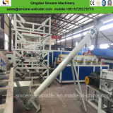 Plastic Film Recycling Granulation Production Line 250-300kg