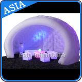 New Design Colorful Customized Inflatable Lighting Wall for Decoration