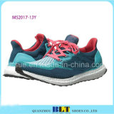 Hot Sale Flyknit Upper PU Outsole Sport Shoes