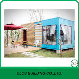 High Quality New Design Shipping Container House for Sale, Steel House Container
