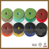 Sunny Professional Granite Marble Stone 4 Inch Diamond Polishing Pad
